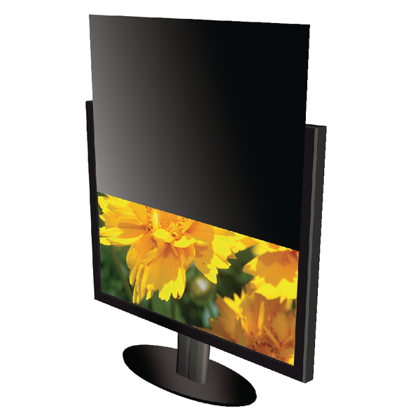 Blackout LCD 24in Widescreen Privacy Screen Filter SVL24W9