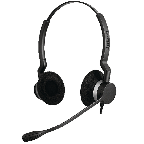 Jabra Biz 2300 QD Duo Headset 50703