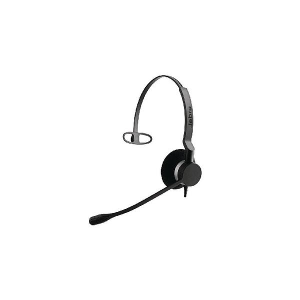 Jabra Biz 2300 USB Microsoft Optimised UC Mono Headset 2393-823-109