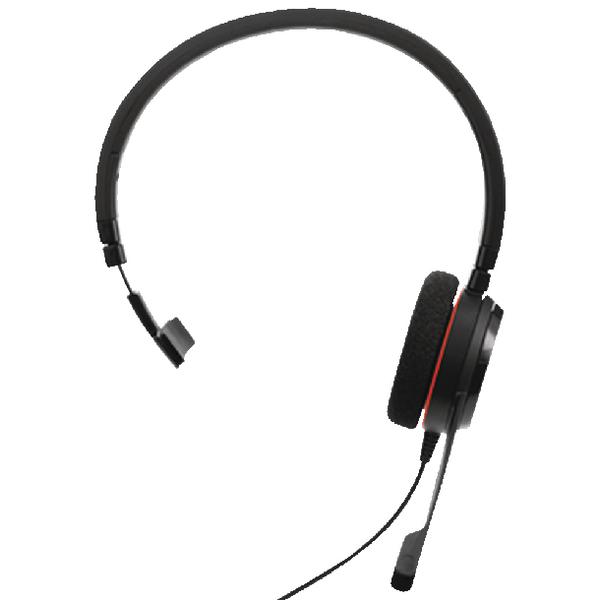 Jabra Evolve 20 MS Mono PC Headset 52644