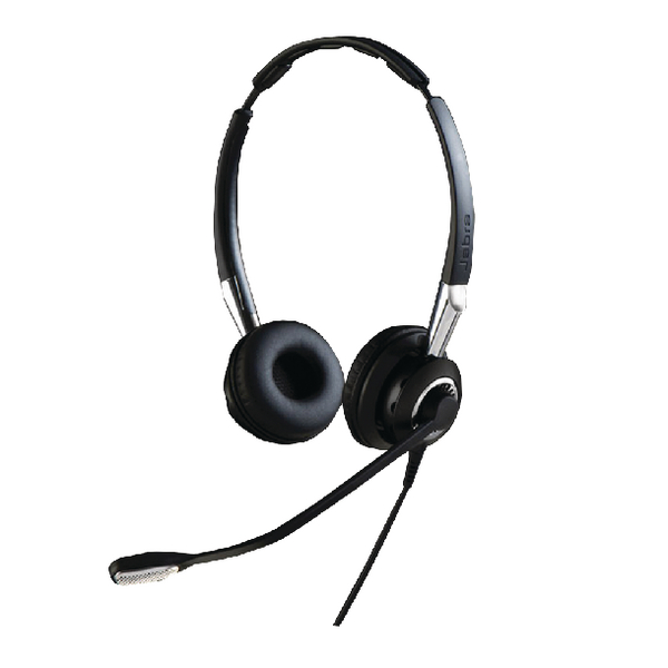 Jabra BIZ 2400 II QD Duo NC Headset 2409-820-204
