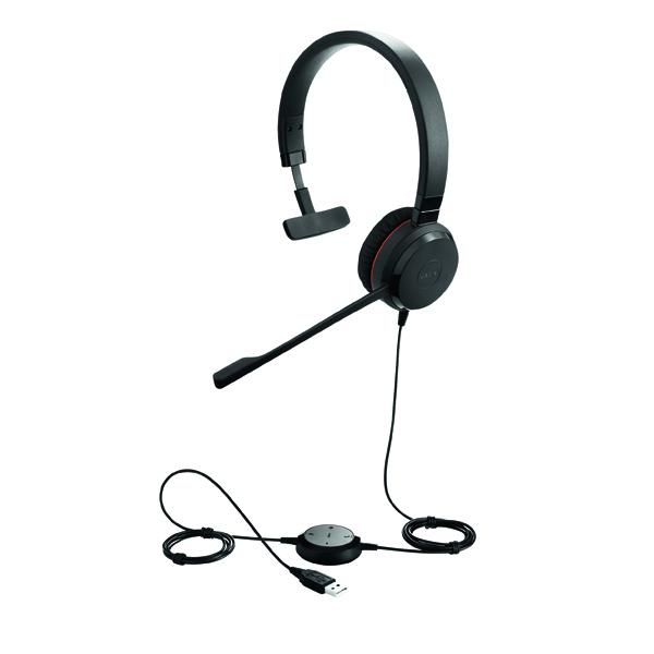 Jabra Evolve 30 II MS Stereo NC Headset 57773