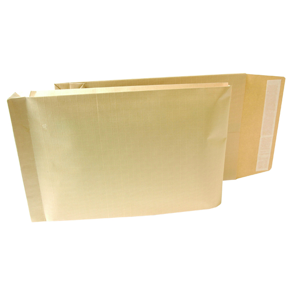 New Guardian Armour Envelope 470x300x70mm Manilla (Pack of 100) B28513