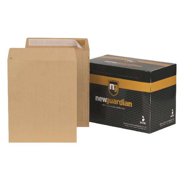 New Guardian C3 Envelope 457x324mm Pocket Manilla (Pack of 125) C27013