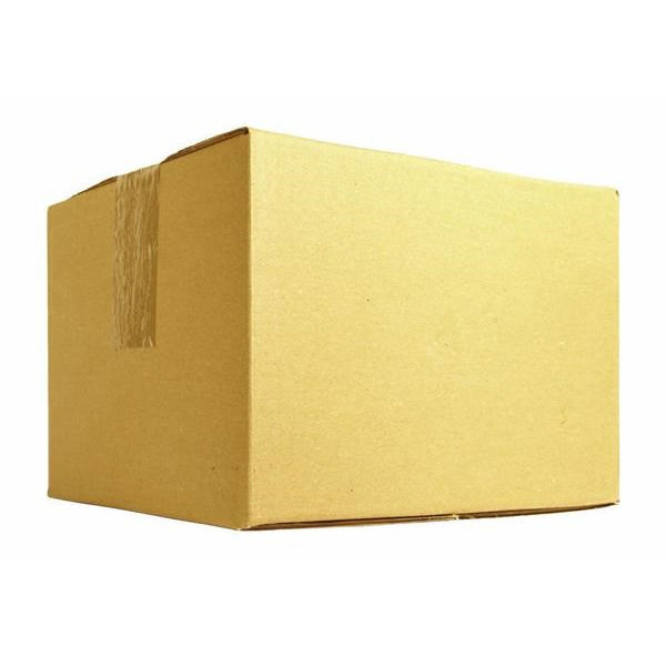 Single Wall 482x305x305mm Brown Corrugated Dispatch Cartons (Pack of 25) SC-18