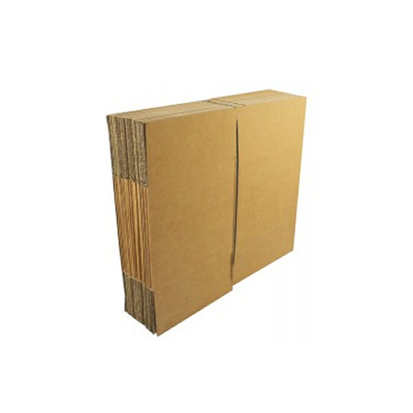 Double Wall 457x457x457mm Brown Corrugated Dispatch Cartons (Pack of 15) SC-63