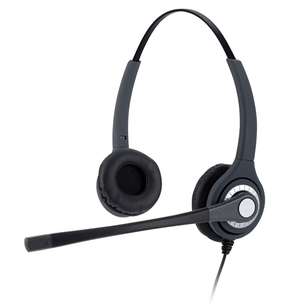 JPL 402S Binaural HeadBand Black JPL-402S