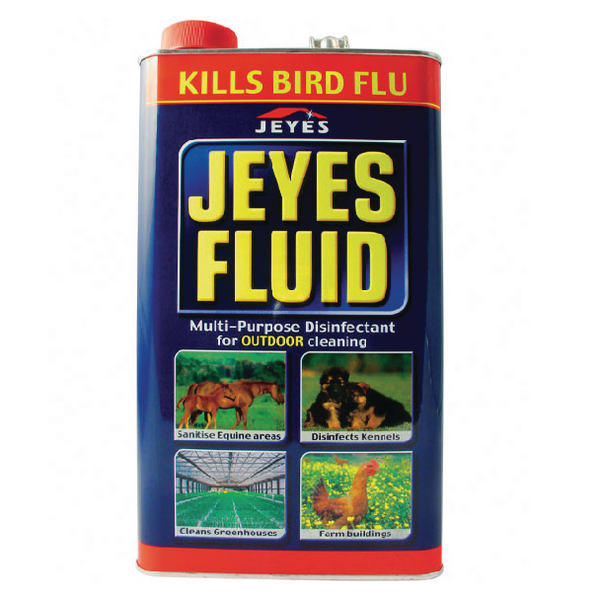 Jeyes Outdoor Disinfectant Fluid 5 Litre 1014042