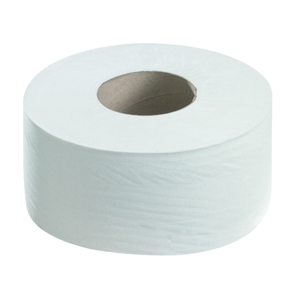 Scott Mini Jumbo Toilet Tissue Roll 200m (Pack of 12) 8614