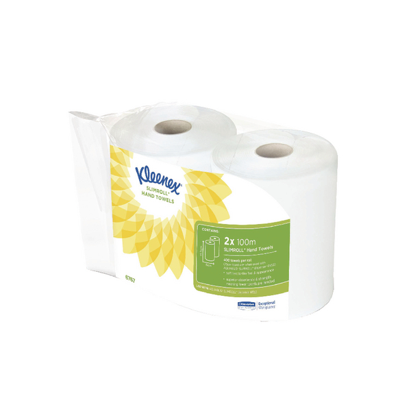 Kleenex Hand Towels White (Pack of 6) 6767