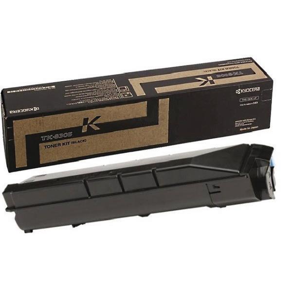 Kyocera TK-8305K Black Toner Cartridge