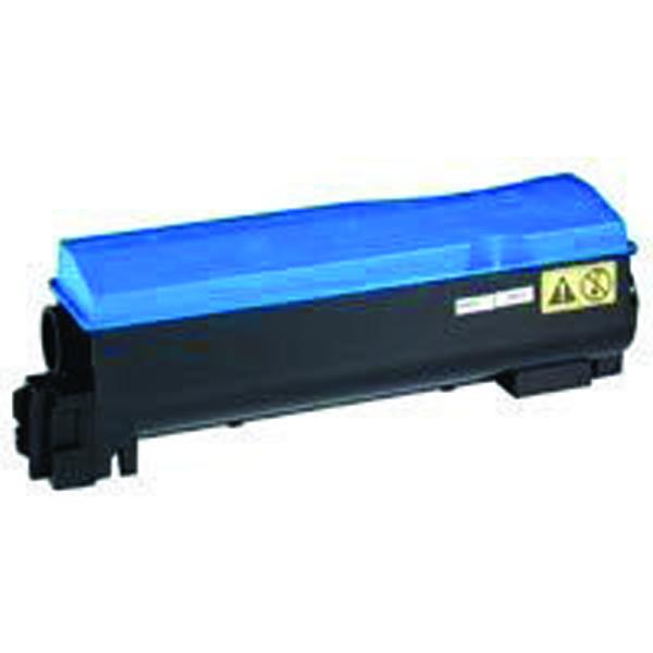 Kyocera TK-550C Cyan Toner Cartridge 1T02HMCEU0