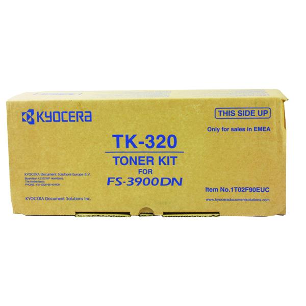 Kyocera TK-320 Black Toner Cartridge