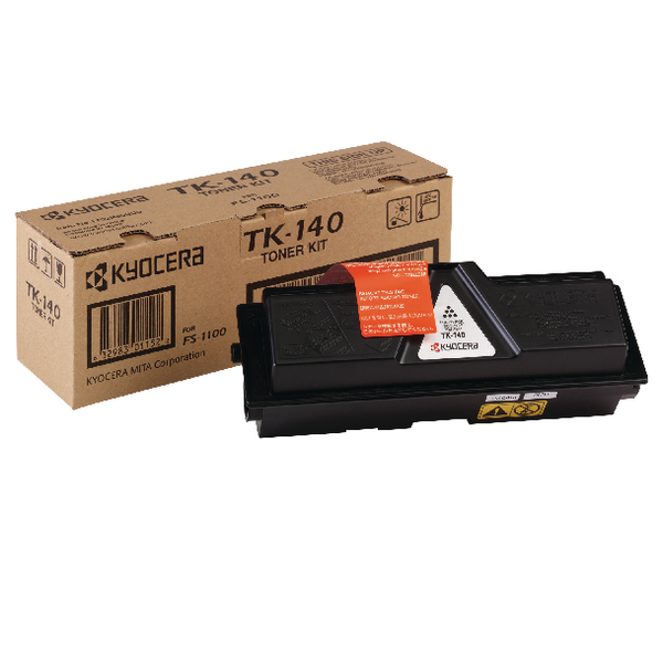 Kyocera TK-520K Black Toner Cartridge