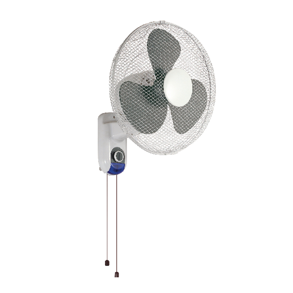 Q-Connect Wall Fan 410mm/16 Inch KF00406