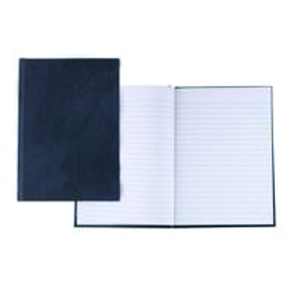 Q-Connect Feint Ruled Casebound Notebook 96 Pages A5 E00062