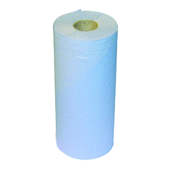 2Work Blue 20in Hygiene Roll Pk12