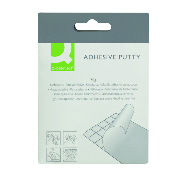 Image for Q-Connect Adhesive Putty 70g