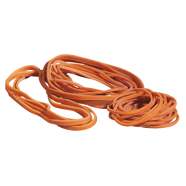 Q-Connect No.10 Rubber Bands (Pack of 500g)