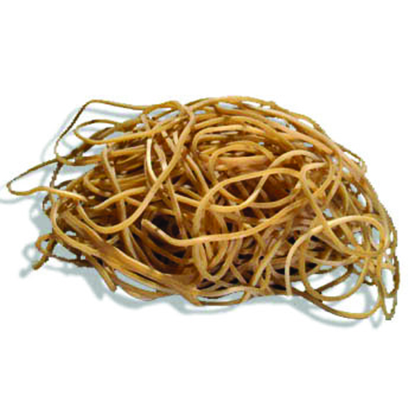 Q-Connect Rubber Bands No.16 63.5 x 1.6mm 500g KF10524