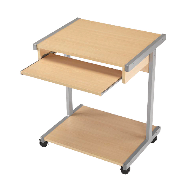 Image for FF Jemini Intro 650 Computer Stand Maple