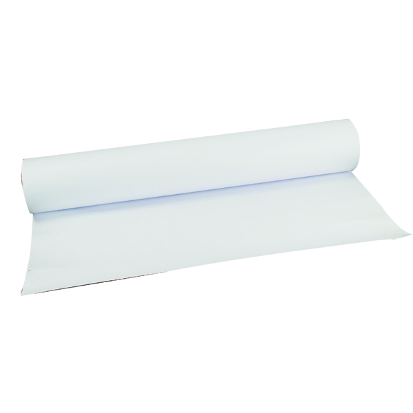 Q-Connect White Plotter Paper Matte 914mmx50m (Pack of 4)