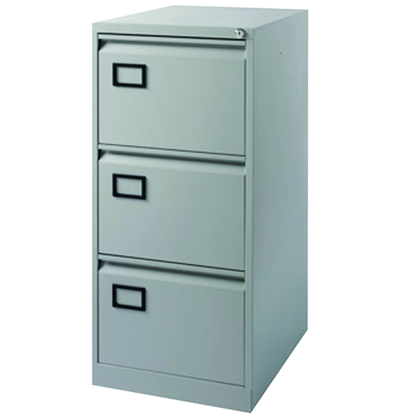 Image for Jemini 3D Filing Cabinet Pl/Grey