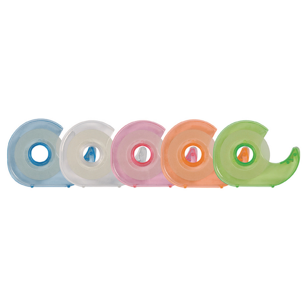 Q-Connect Adhesive Tape 19mm x 33m and Dispenser