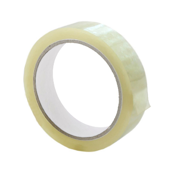 Q-Connect Polypropylene Tape 19mm x 66m (Pack of 8)