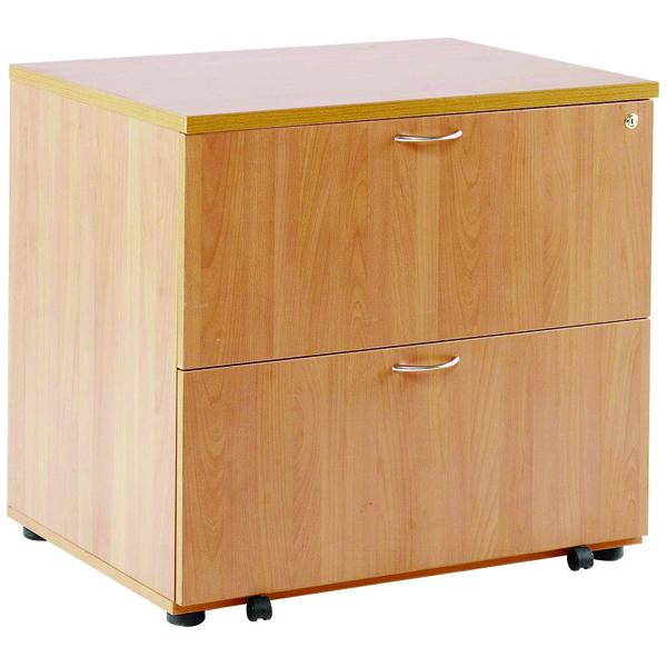Image for Arista Desk High Side Filer Beech