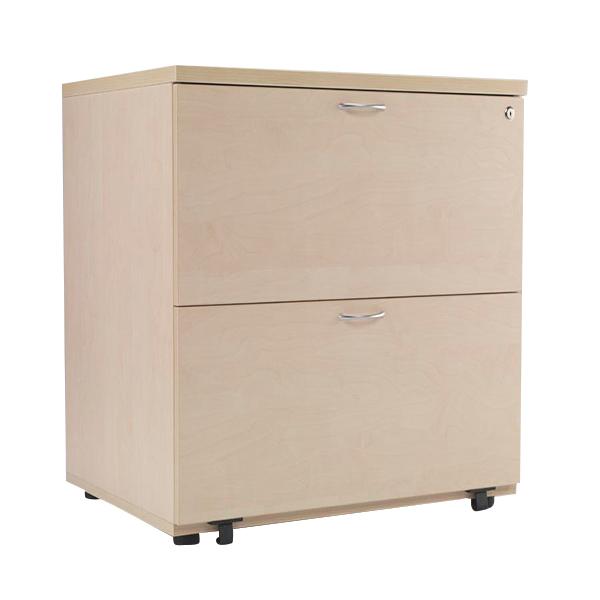 Image for Arista Desk High Side Filer Maple