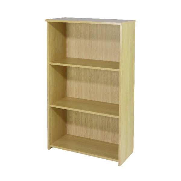 Jemini Ferr/Oak 1200mm Medium Bookcase