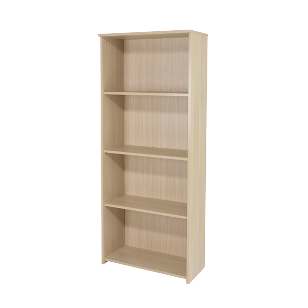 Image for Jemini 1750mm Large Bookcase Ferrera Oak