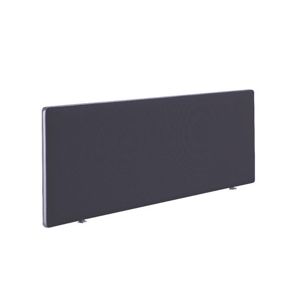 Image for First Desk Mounted Screen H400 x W1200 Special Charcoal