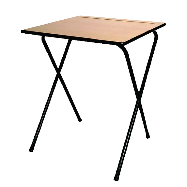 Image for Jemini Folding Exam Desk MDF