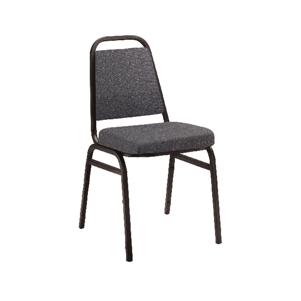 Image for Arista Banqueting Chair Charcoal