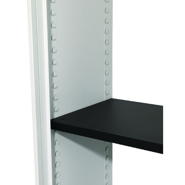 Image for Talos Black Shelf fitment - designed for use with Talos stationery cupboards -
