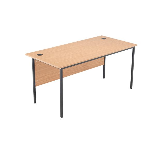 Jemini Oak 1532mm Single Desk