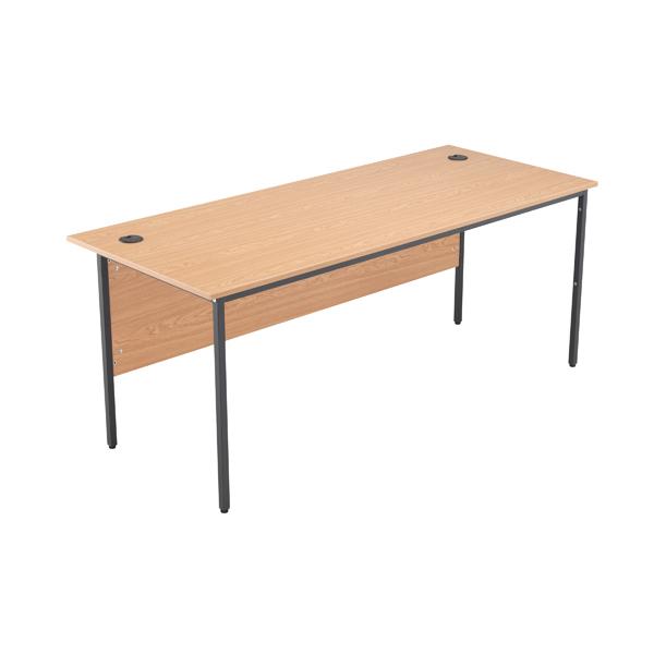 Jemini Oak 1786mm Single Desk