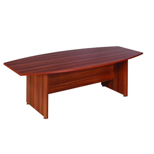 Avior Cherry 2400mm Boardroom Table