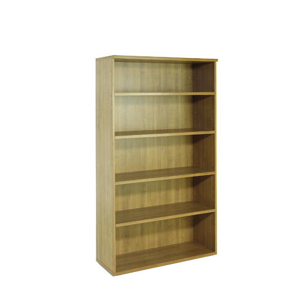 Image for Avior Ash 1800mm Bookcase (W1000 x D400 x H1800mm) KF838270