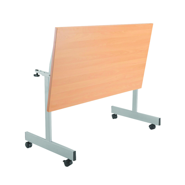 Jemini Beech 1200mm Flip Top Table