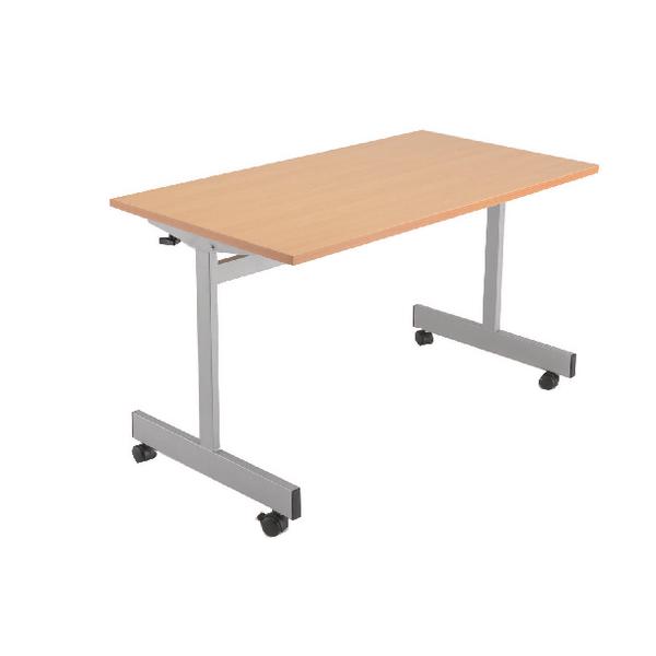 Jemini Beech1600mm Flip Top Table