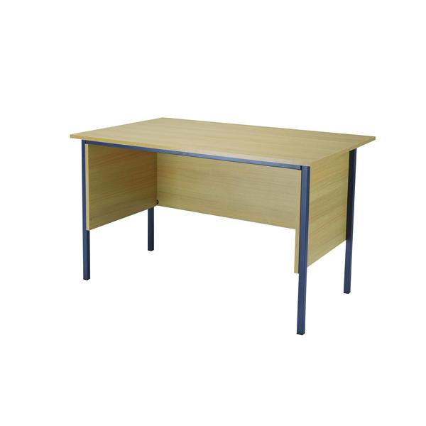 Serrion Ferrera Oak 1200mm Four Leg Desk