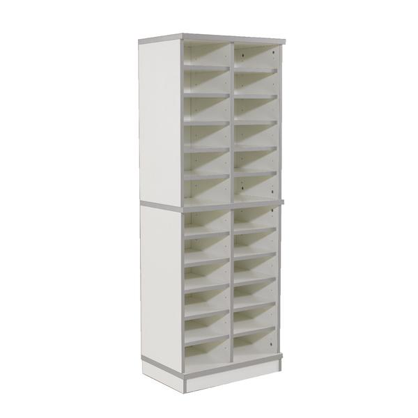 Image for Jemini Double Sorter Unit Extension Kit White KF838547 (0)