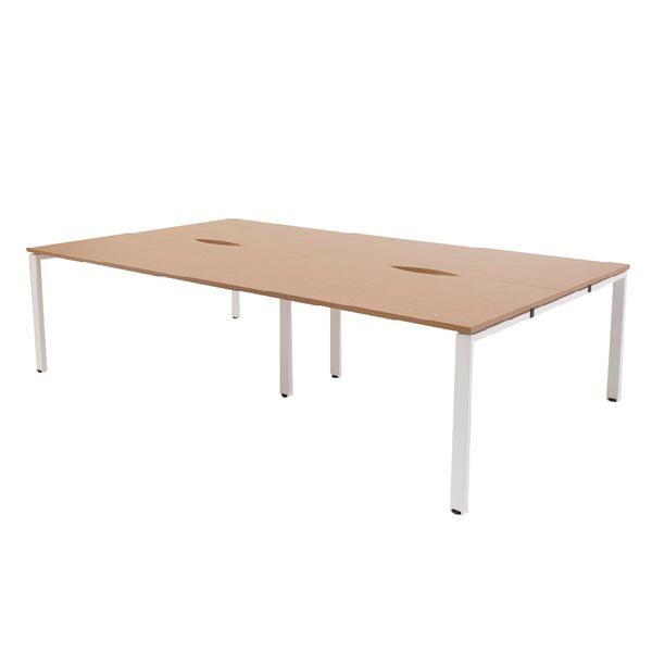 Arista Oak 1400mm 4 Person Bench System