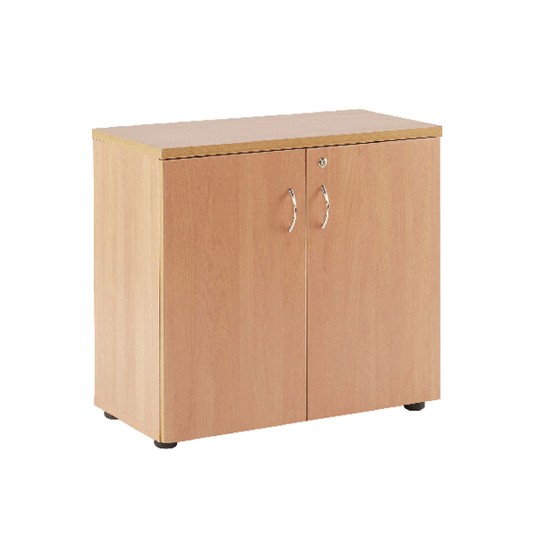 Image for First 730mm Cupboard 1 Shelf Beech