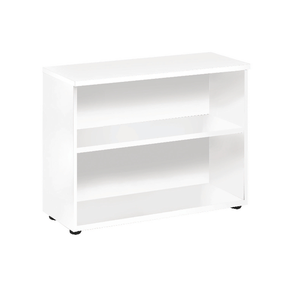 Image for First 730mm Bookcase White