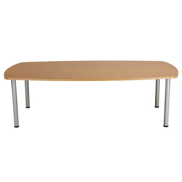 Jemini Oak 1800mm Boardroom Table