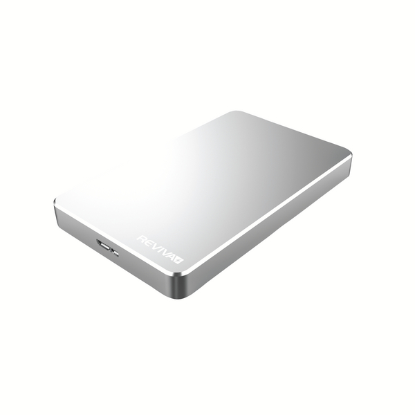 Reviva USB 3.0 Portable HDD Aluminium 1TB KO01040